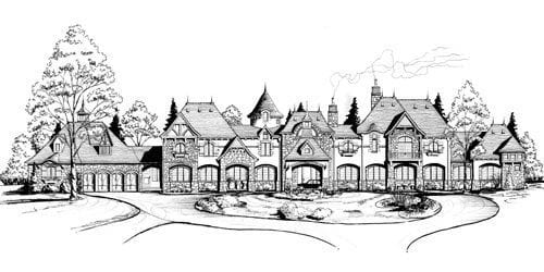 The concept was presented to the clients for approval which was then followed by a set of construction drawings.